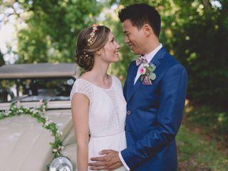 Le mariage de Pauline et Eric