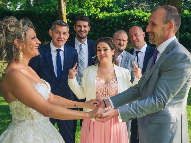 Le mariage de Mathias et Sylvia à Villepreux, Yvelines 10