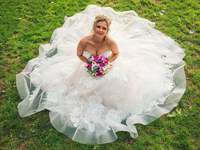 Le mariage de Mathias et Sylvia à Villepreux, Yvelines 13