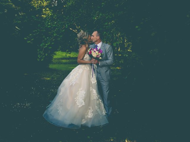 Le mariage de Sylvia et Mathias