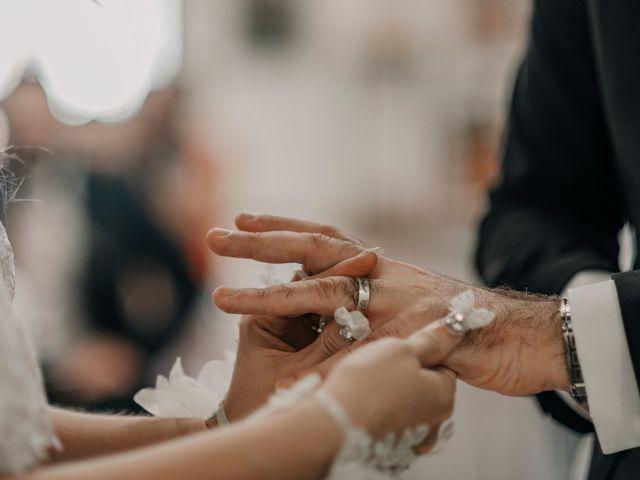 Le mariage de Damien et Beverly à Rousson, Gard 10