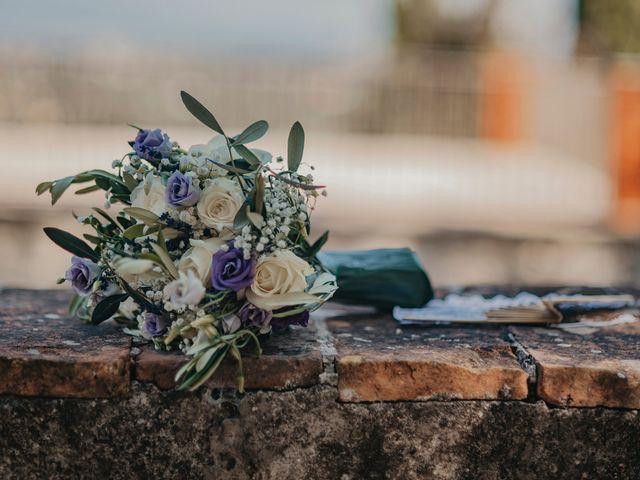 Le mariage de Damien et Beverly à Rousson, Gard 15
