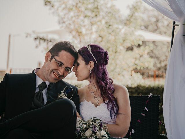 Le mariage de Damien et Beverly à Rousson, Gard 19