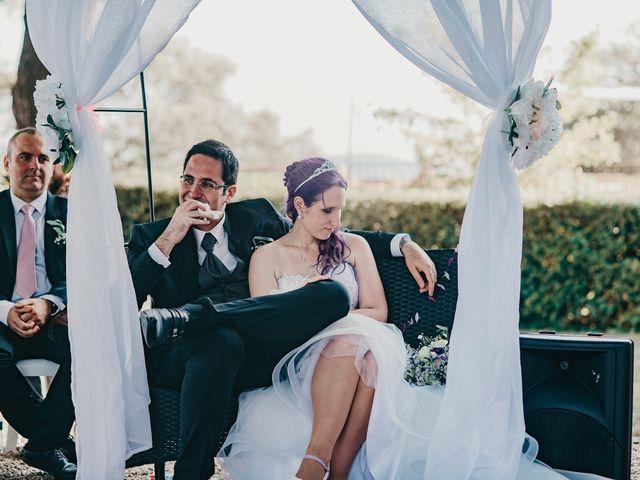 Le mariage de Damien et Beverly à Rousson, Gard 20