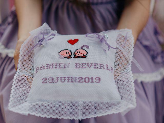 Le mariage de Damien et Beverly à Rousson, Gard 27