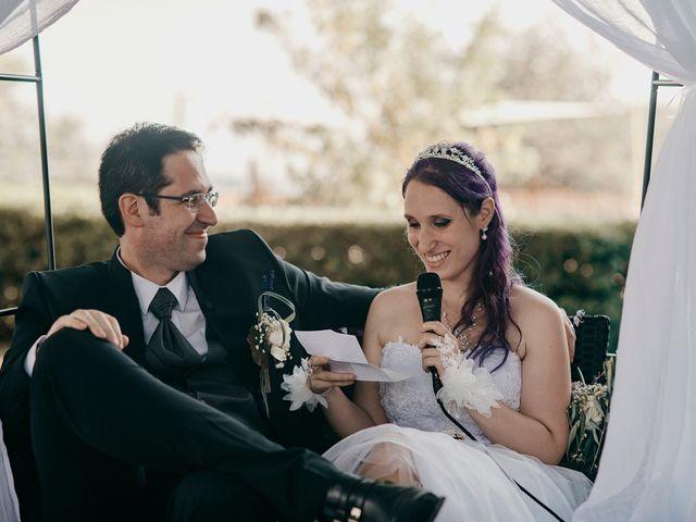 Le mariage de Damien et Beverly à Rousson, Gard 28