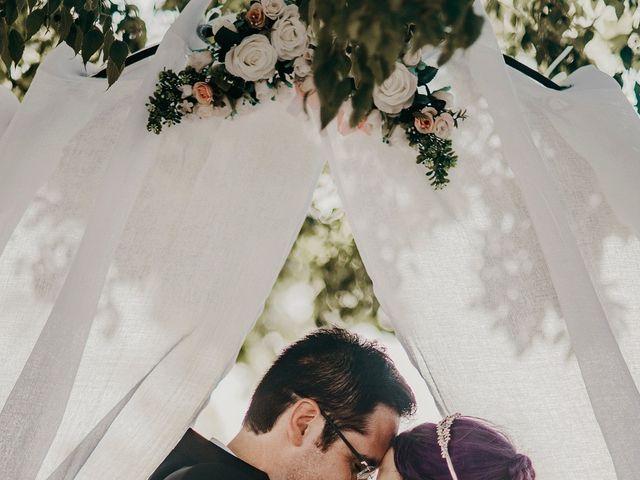 Le mariage de Damien et Beverly à Rousson, Gard 31