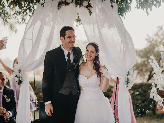 Le mariage de Damien et Beverly à Rousson, Gard 32