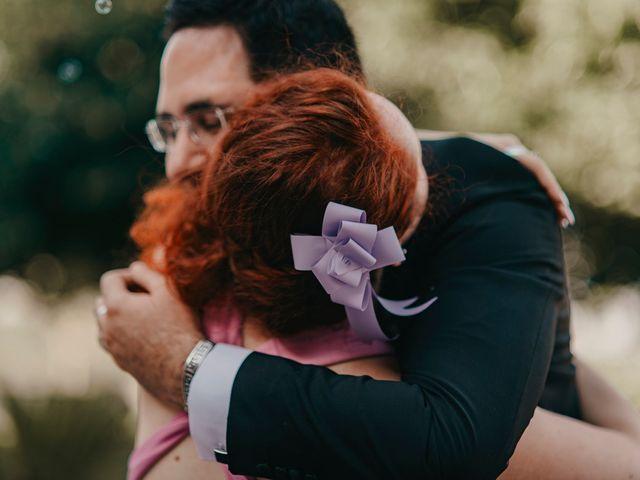 Le mariage de Damien et Beverly à Rousson, Gard 37