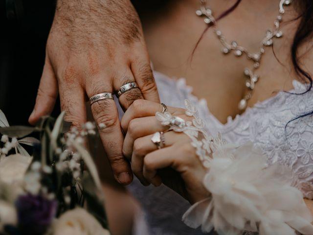 Le mariage de Damien et Beverly à Rousson, Gard 40