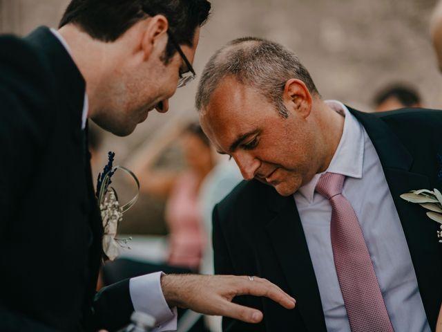 Le mariage de Damien et Beverly à Rousson, Gard 41