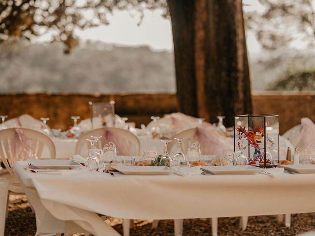 Le mariage de Damien et Beverly à Rousson, Gard 45