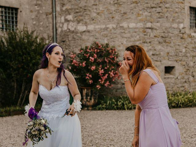 Le mariage de Damien et Beverly à Rousson, Gard 47
