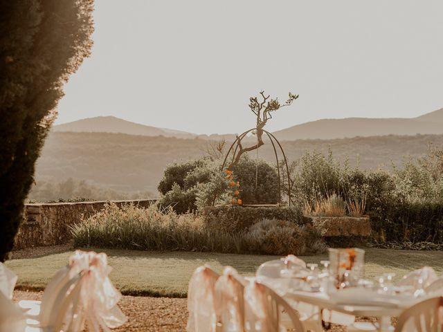 Le mariage de Damien et Beverly à Rousson, Gard 55