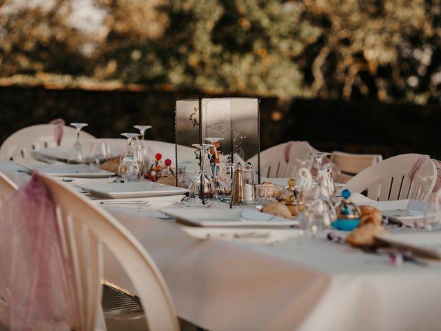 Le mariage de Damien et Beverly à Rousson, Gard 56
