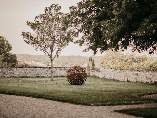 Le mariage de Damien et Beverly à Rousson, Gard 57
