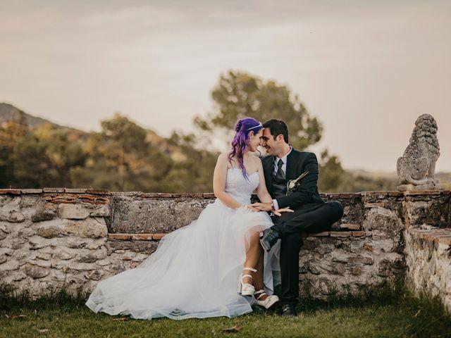 Le mariage de Damien et Beverly à Rousson, Gard 58