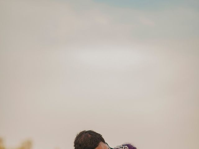 Le mariage de Damien et Beverly à Rousson, Gard 60