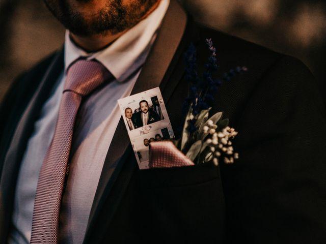 Le mariage de Damien et Beverly à Rousson, Gard 81