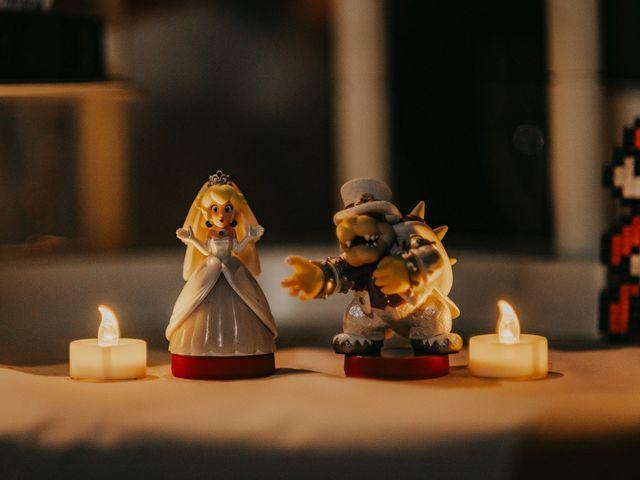 Le mariage de Damien et Beverly à Rousson, Gard 86