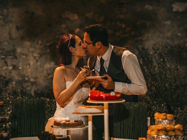 Le mariage de Damien et Beverly à Rousson, Gard 87