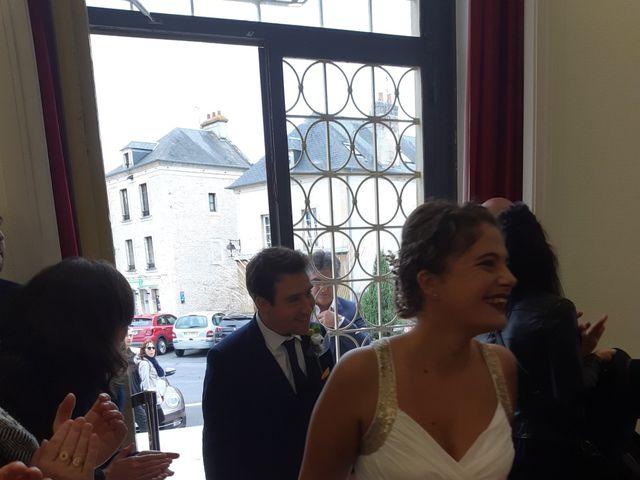 Le mariage de François et Chloé à Ouistreham, Calvados 6