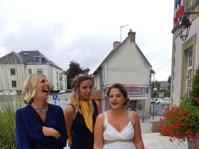 Le mariage de François et Chloé à Ouistreham, Calvados 7