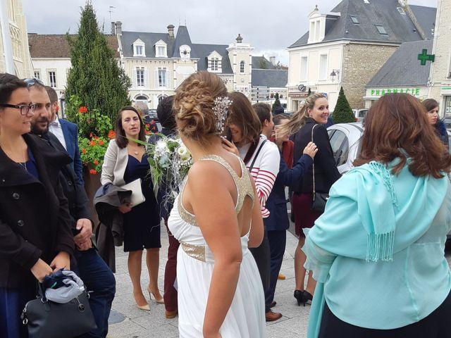 Le mariage de François et Chloé à Ouistreham, Calvados 8