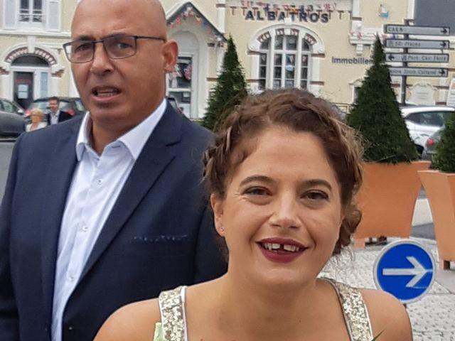 Le mariage de François et Chloé à Ouistreham, Calvados 9
