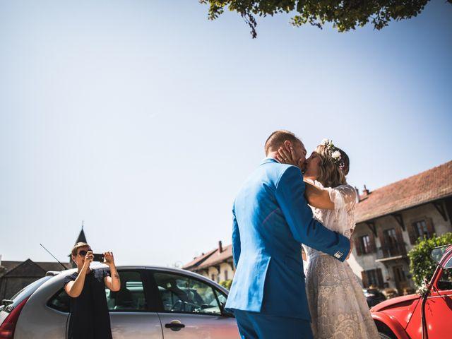 Le mariage de Mallory et Bryonie à Saint-Julien-en-Genevois, Haute-Savoie 2
