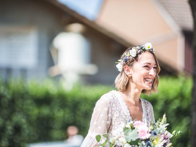 Le mariage de Mallory et Bryonie à Saint-Julien-en-Genevois, Haute-Savoie 3