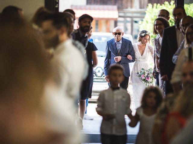 Le mariage de Mallory et Bryonie à Saint-Julien-en-Genevois, Haute-Savoie 8
