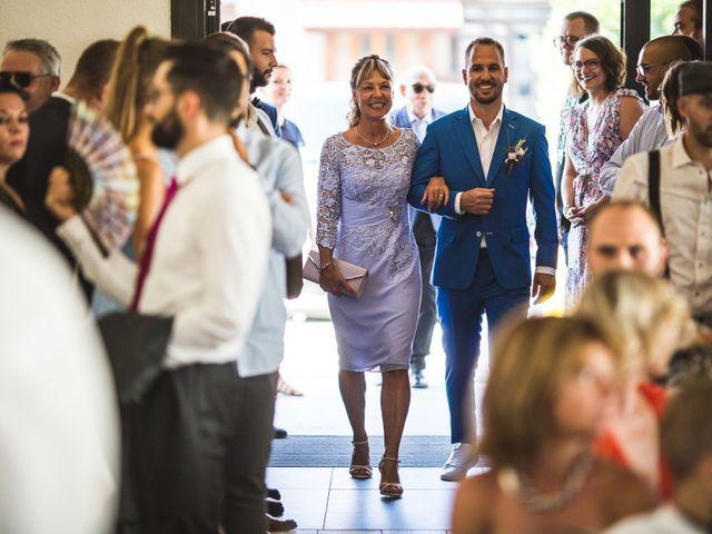 Le mariage de Mallory et Bryonie à Saint-Julien-en-Genevois, Haute-Savoie 9
