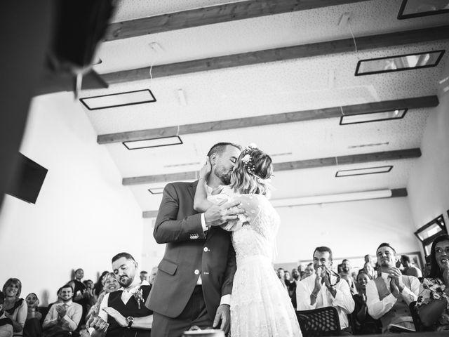 Le mariage de Mallory et Bryonie à Saint-Julien-en-Genevois, Haute-Savoie 11