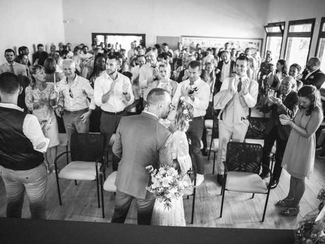 Le mariage de Mallory et Bryonie à Saint-Julien-en-Genevois, Haute-Savoie 15