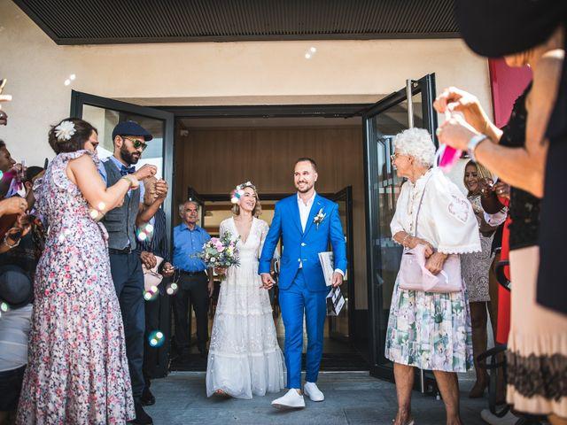 Le mariage de Mallory et Bryonie à Saint-Julien-en-Genevois, Haute-Savoie 16