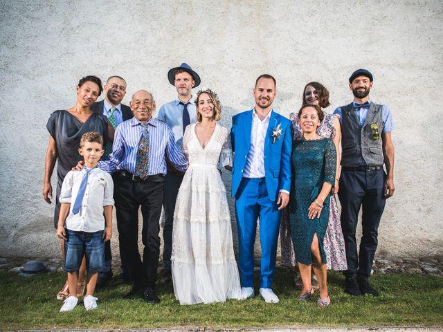Le mariage de Mallory et Bryonie à Saint-Julien-en-Genevois, Haute-Savoie 22
