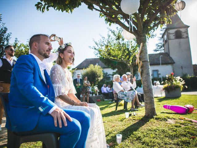 Le mariage de Mallory et Bryonie à Saint-Julien-en-Genevois, Haute-Savoie 26