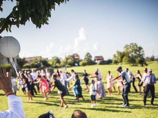 Le mariage de Mallory et Bryonie à Saint-Julien-en-Genevois, Haute-Savoie 28