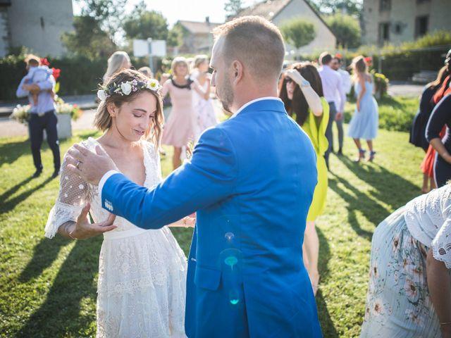 Le mariage de Mallory et Bryonie à Saint-Julien-en-Genevois, Haute-Savoie 29