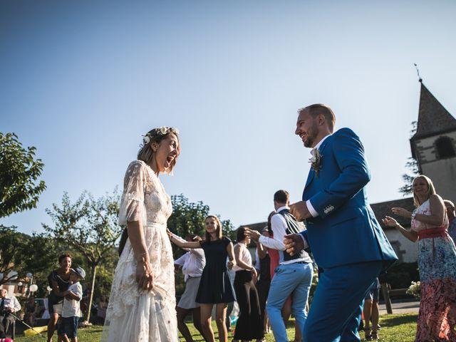 Le mariage de Mallory et Bryonie à Saint-Julien-en-Genevois, Haute-Savoie 30