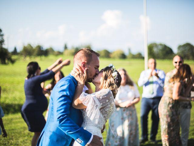 Le mariage de Mallory et Bryonie à Saint-Julien-en-Genevois, Haute-Savoie 32
