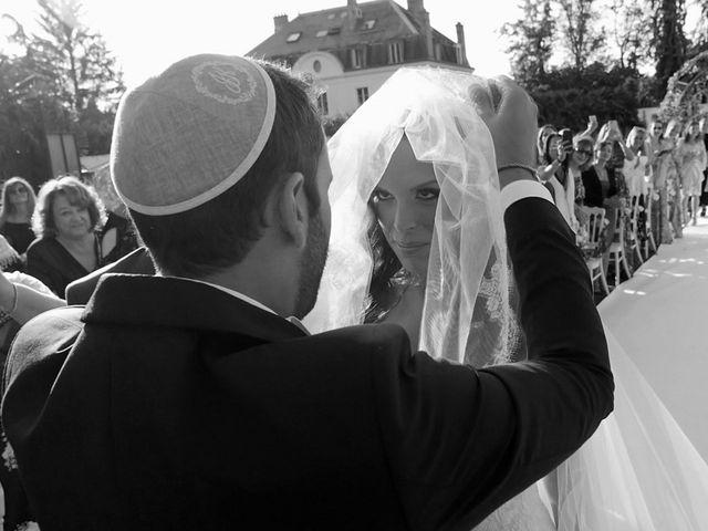 Le mariage de Jonathan et Kim à Le Coudray-Montceaux, Essonne 9