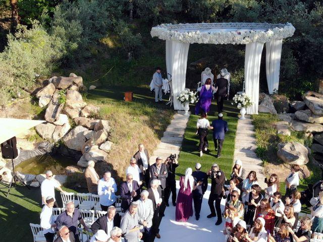 Le mariage de Jonathan et Kim à Le Coudray-Montceaux, Essonne 10