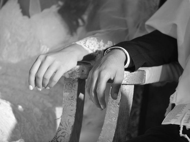 Le mariage de Jonathan et Kim à Le Coudray-Montceaux, Essonne 1