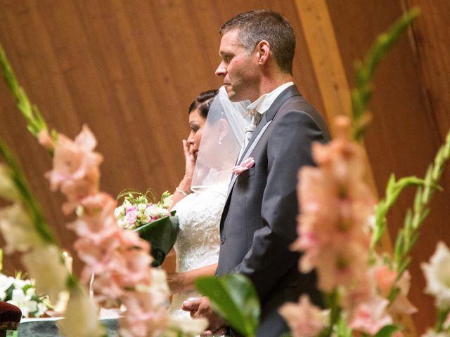 Le mariage de Gilles et Cindie à Illfurth, Haut Rhin 16