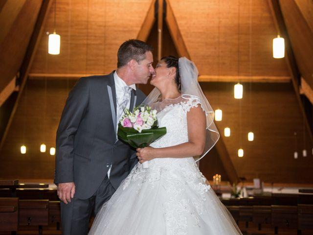 Le mariage de Gilles et Cindie à Illfurth, Haut Rhin 18