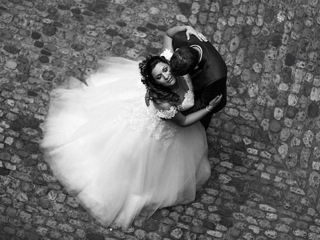 Le mariage de Gilles et Cindie à Illfurth, Haut Rhin 1
