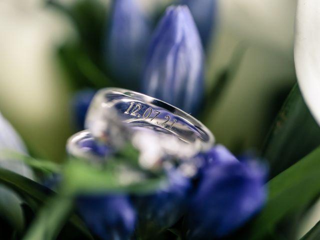 Le mariage de Kâan et Mathilde à Montigny-le-Bretonneux, Yvelines 20