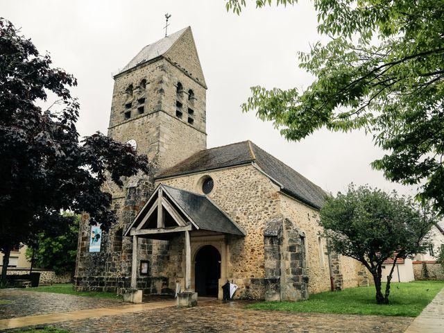 Le mariage de Kâan et Mathilde à Montigny-le-Bretonneux, Yvelines 27
